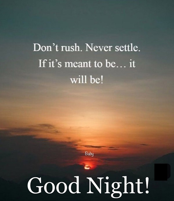 qoute for good night 4