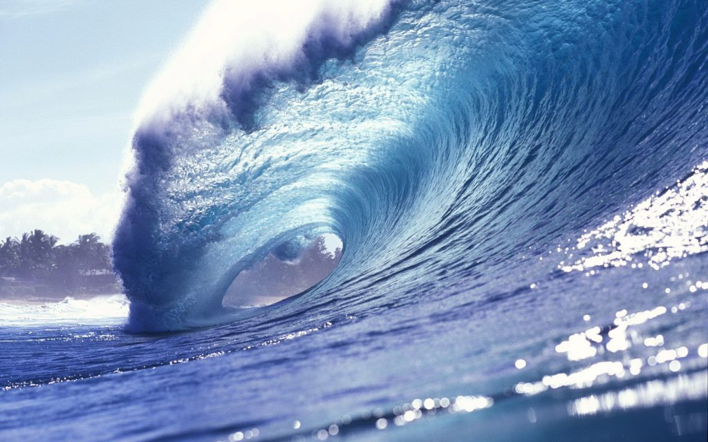 best pictures of waves