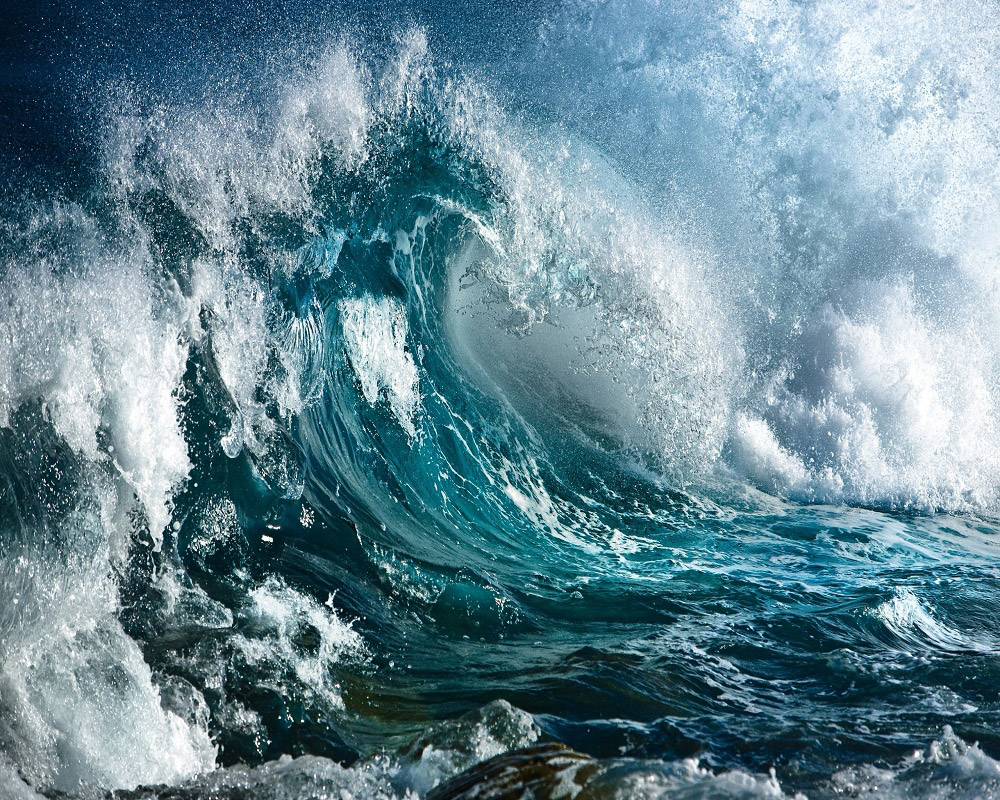 pictures of waves 30