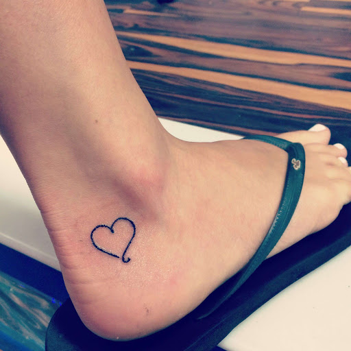 ankle tattoo picture 48