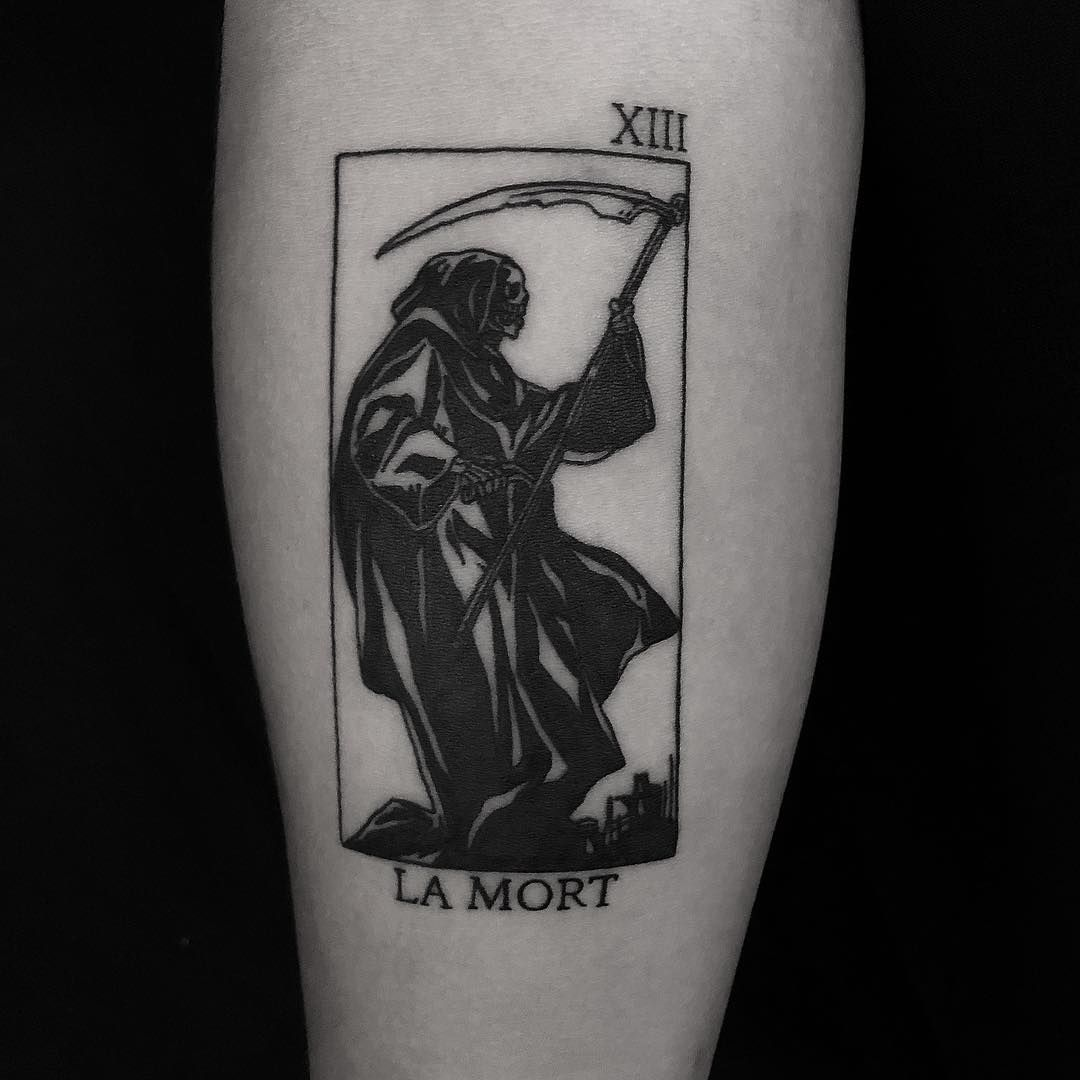 50 Best Grim Reaper Tattoo Design Reaper Tattoo Ideas Zic Life