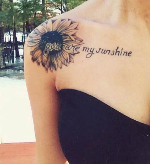 shoulder tattoo for girl picture 31
