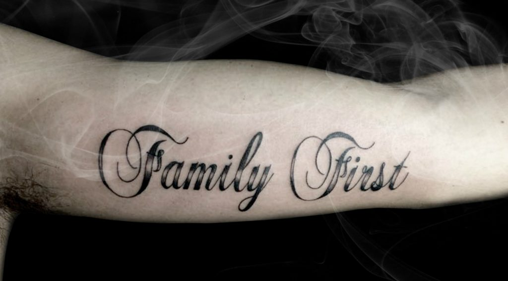 36 family first tattoo photo