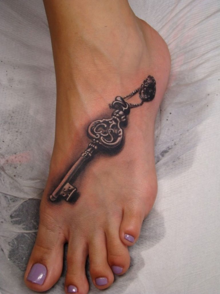 ankle tattoo for girl ideas 15