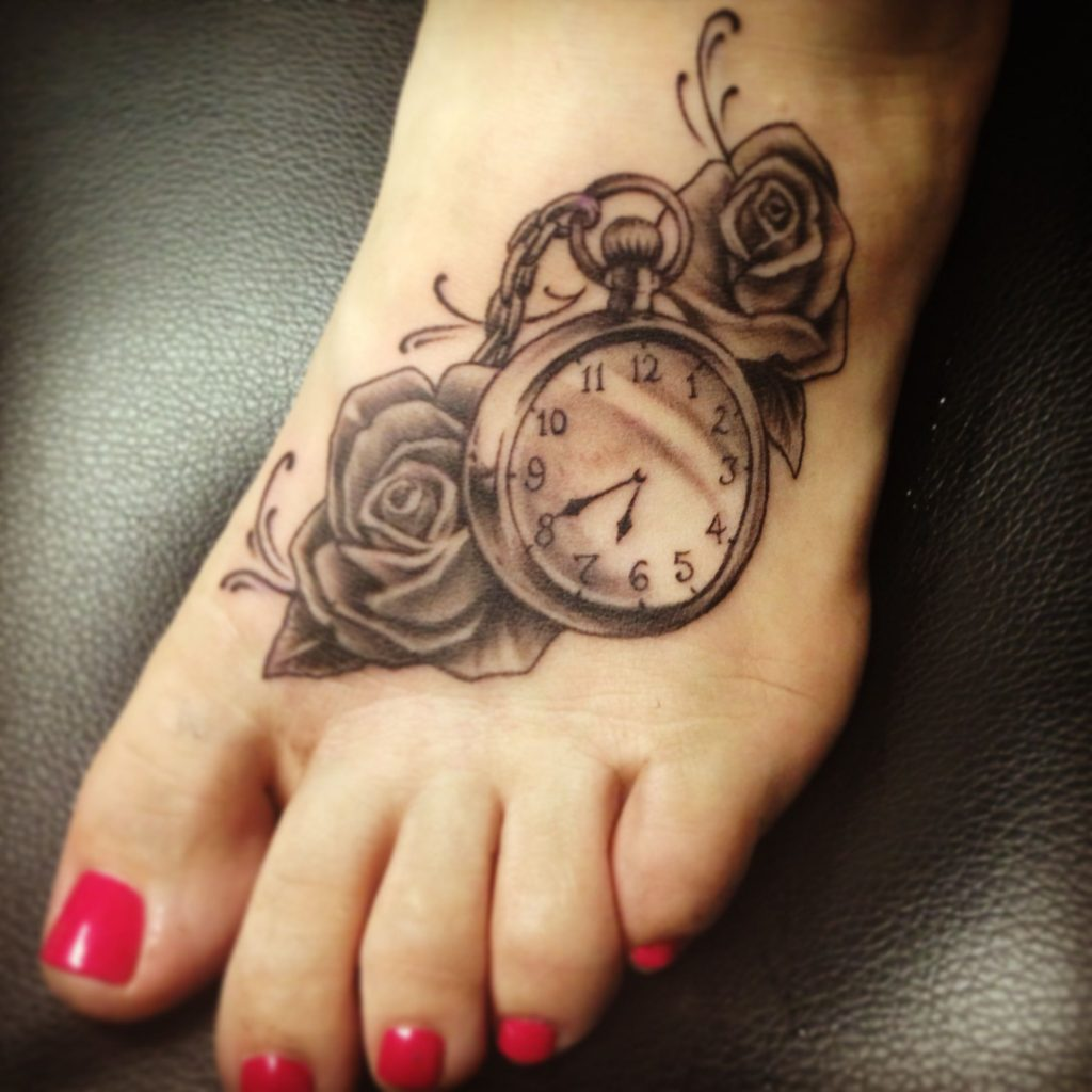 ankle tattoo for girl picture 41