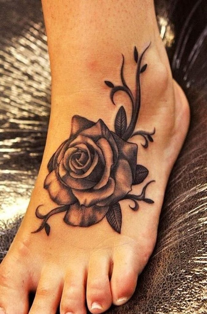 ankle tattoo for girl picture 48