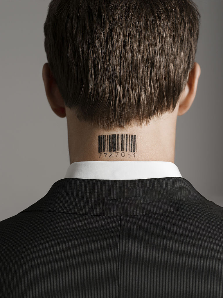 barcode tattoo picture 42