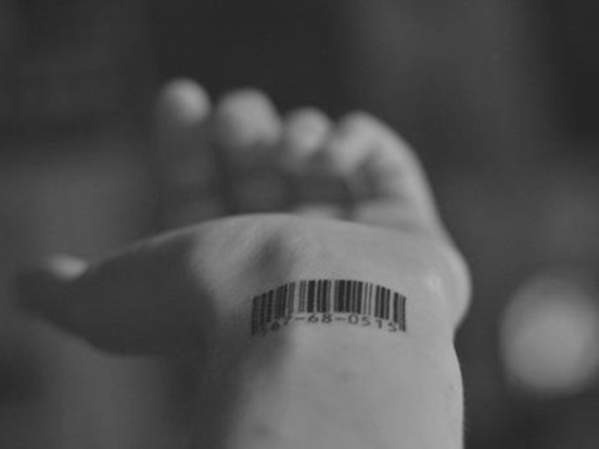 barcode tattoo picture 46