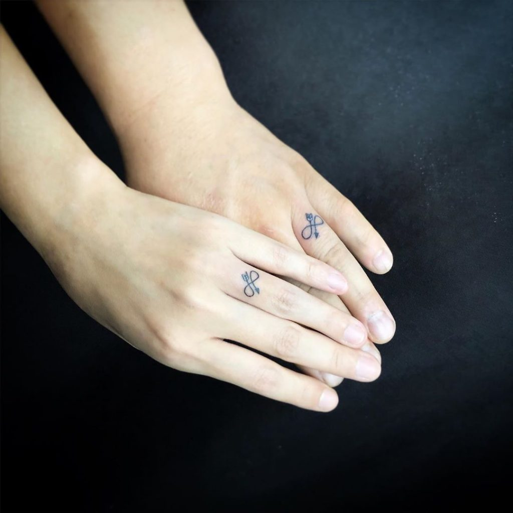 finger tattoo picture 51