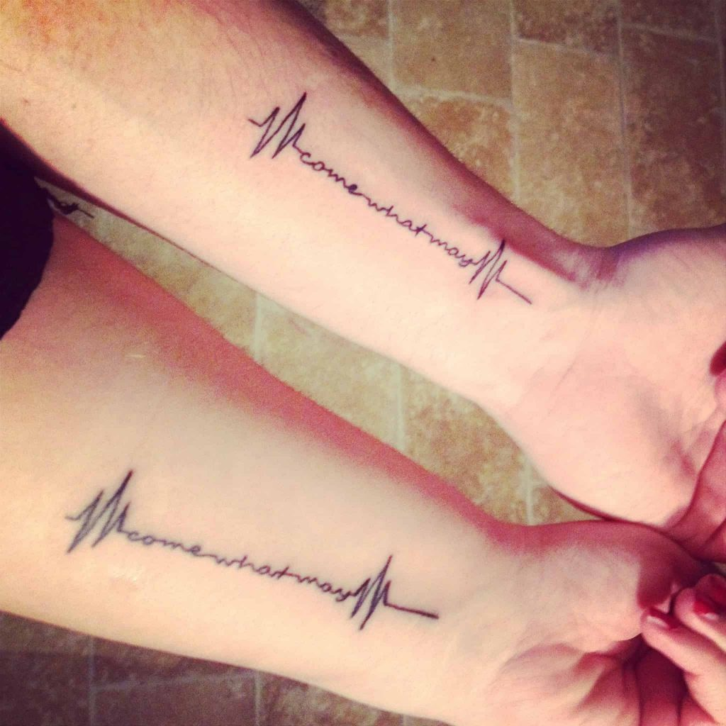 heartbeat tattoo picture 44 1
