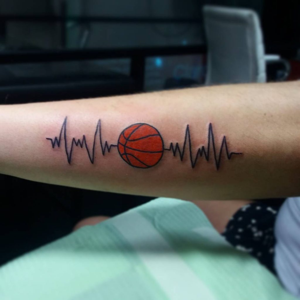heartbeat tattoo picture 51 1