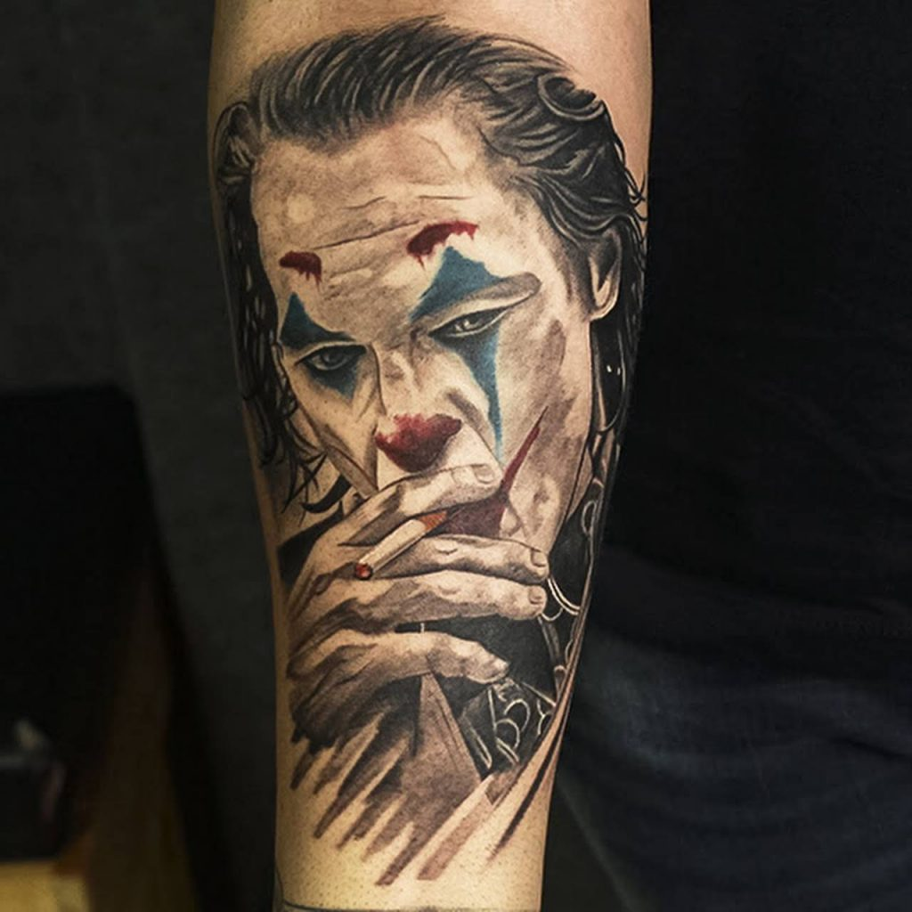joker tattoo ideas 15