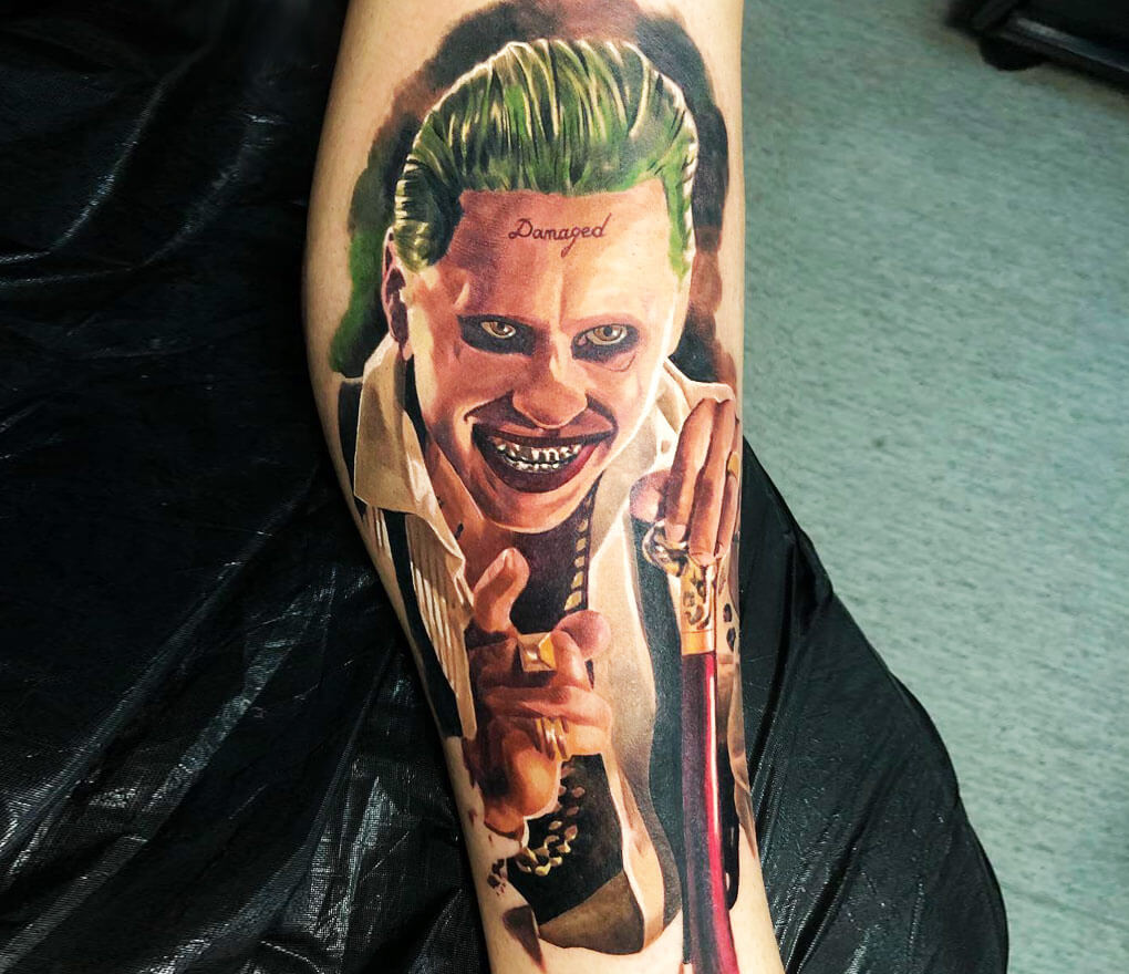 joker tattoo ideas 18