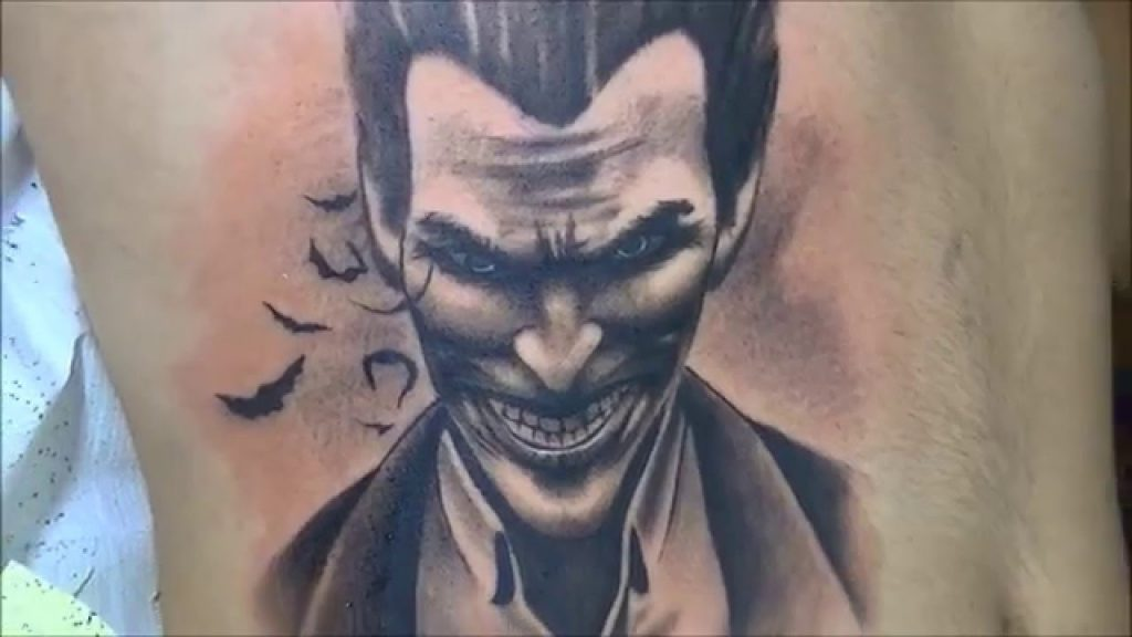 joker tattoo image 24