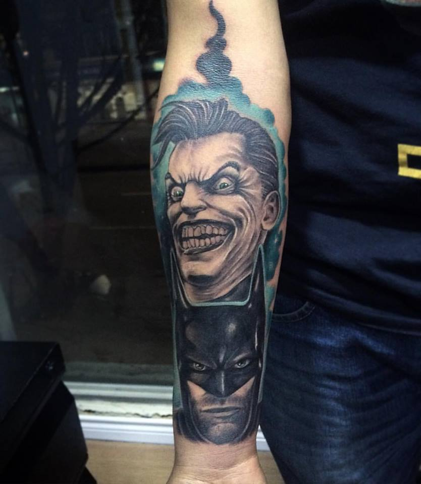 joker tattoo photo 31