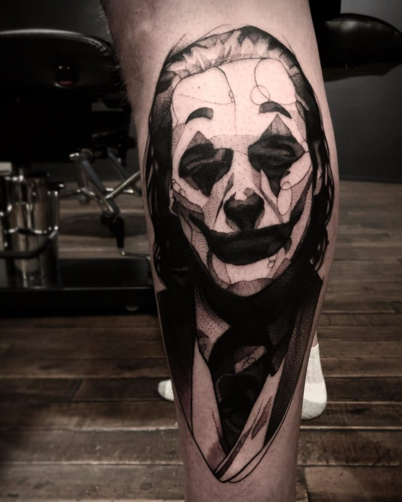 joker tattoo picture 44