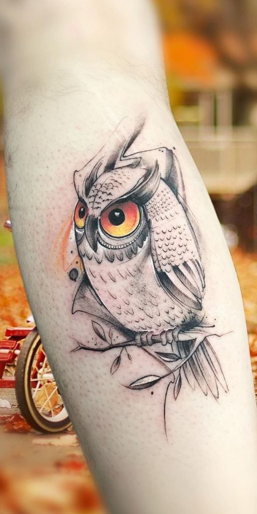 owl tattoo picture 43 1