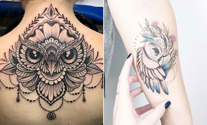 owl tattoo picture 44 1