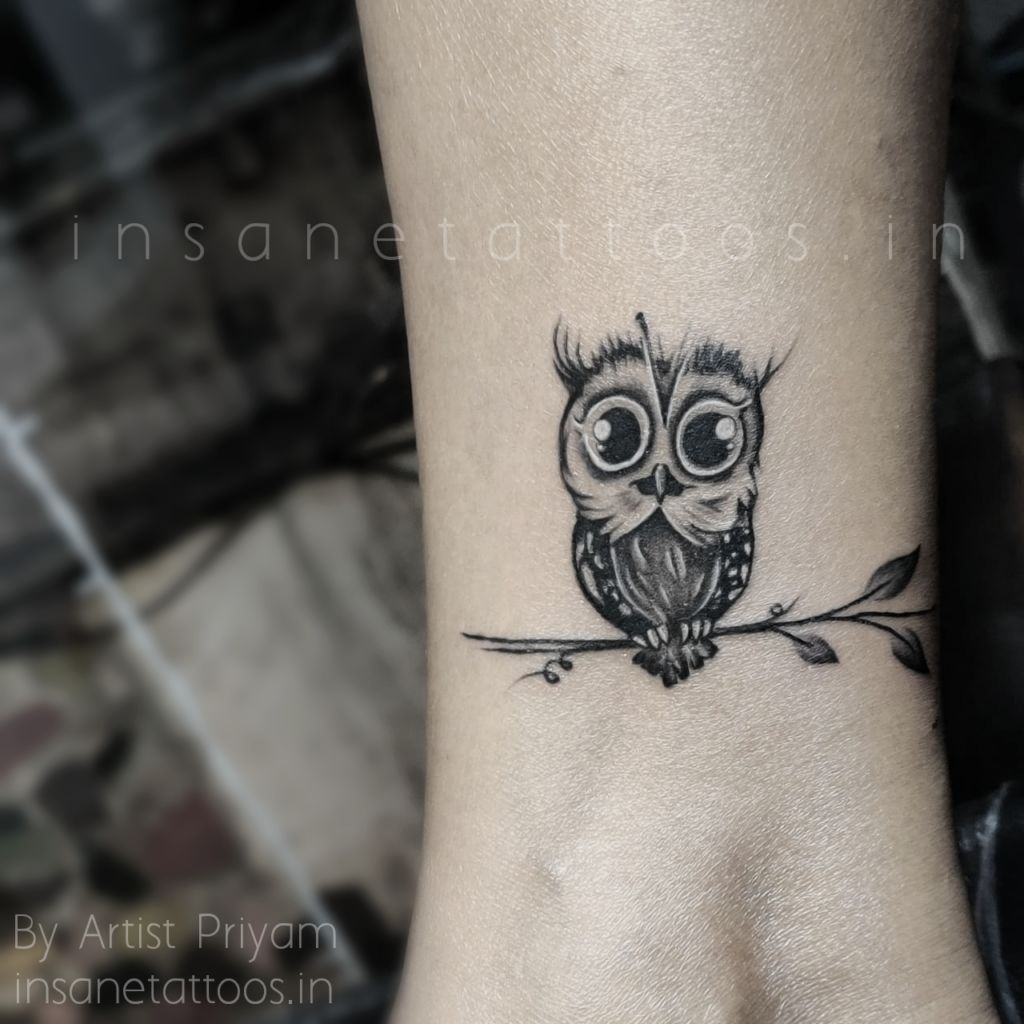 owl tattoo picture 45 1
