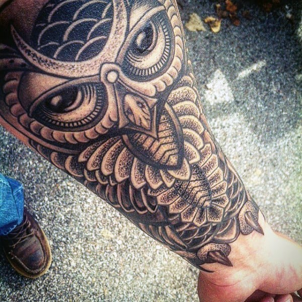 owl tattoo picture 46 1