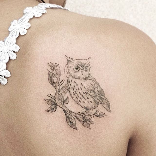 owl tattoo picture 50 1
