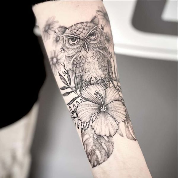 owl tattoo picture 52 1