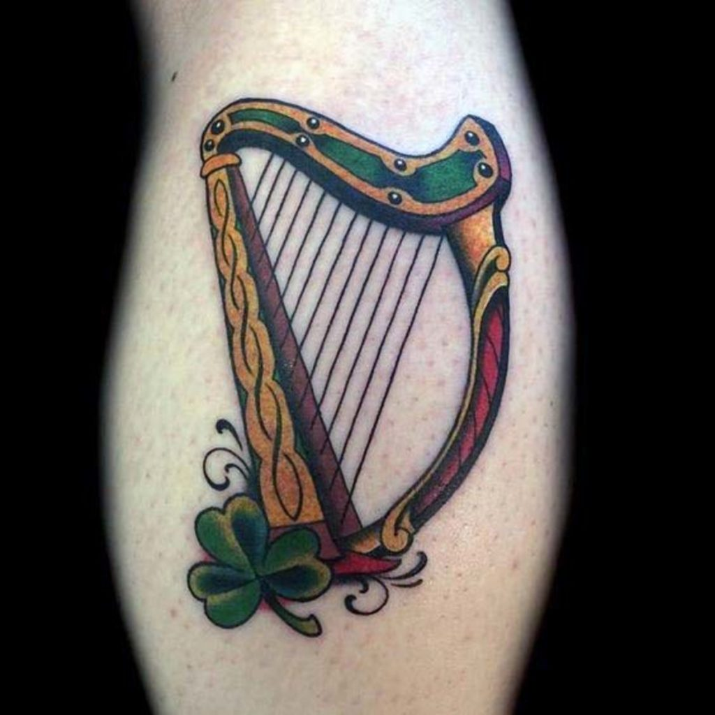 shamrock tattoo photo 38