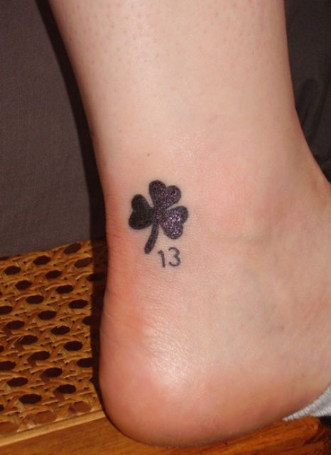 shamrock tattoo picture 51