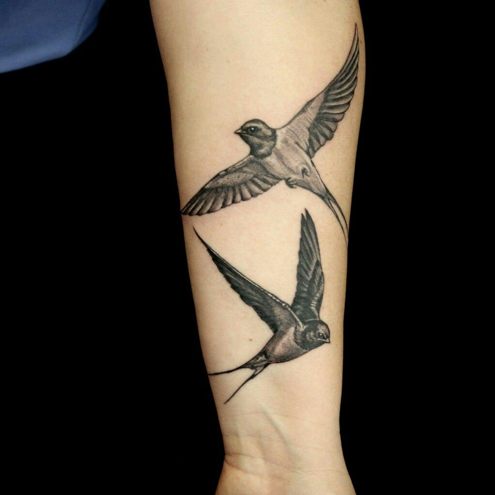 swallow tattoo ideas 17