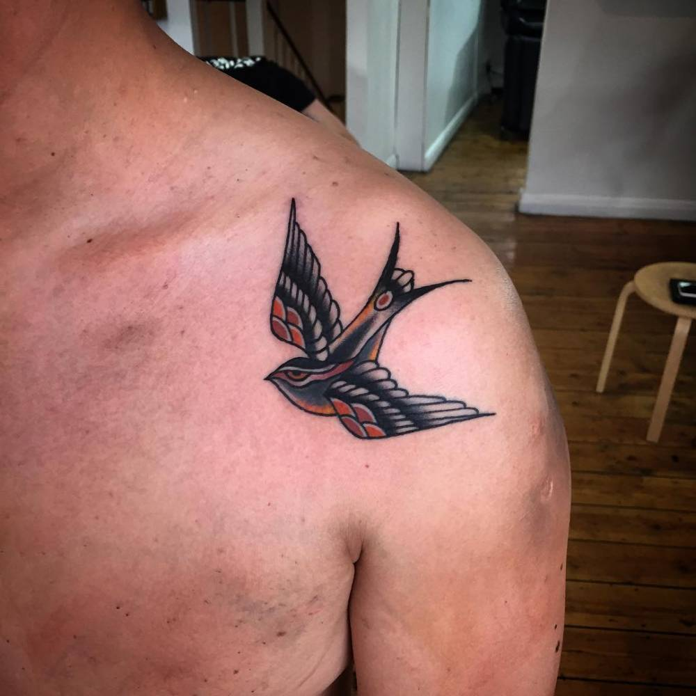 swallow tattoo picture 42