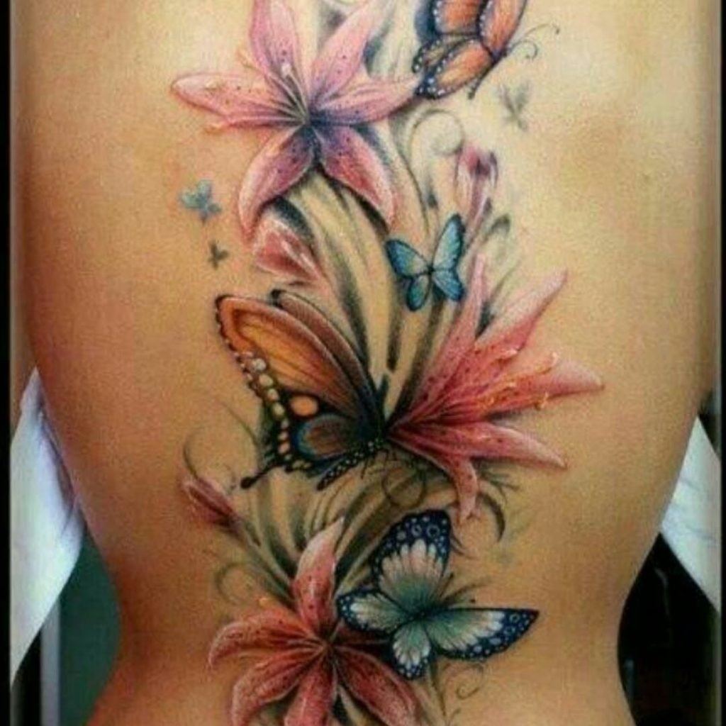 tattoo on back ideas 20