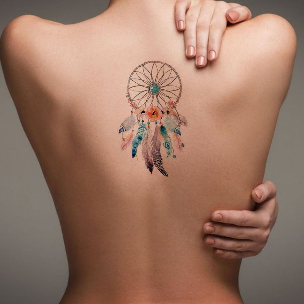 tattoo on back image 30