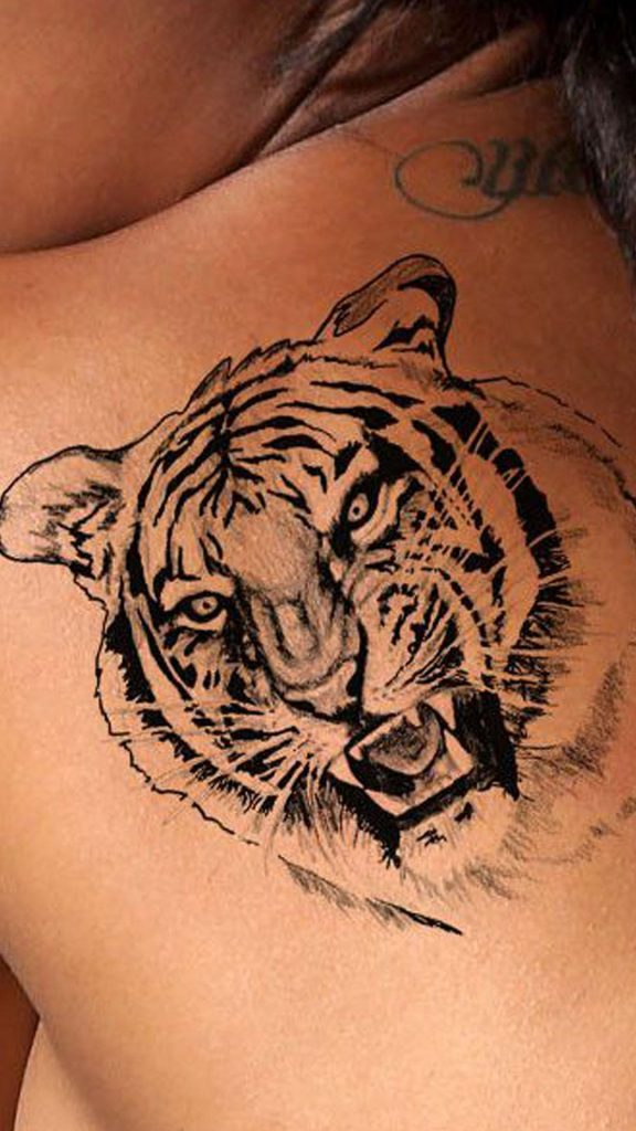 tiger tattoo picture 43