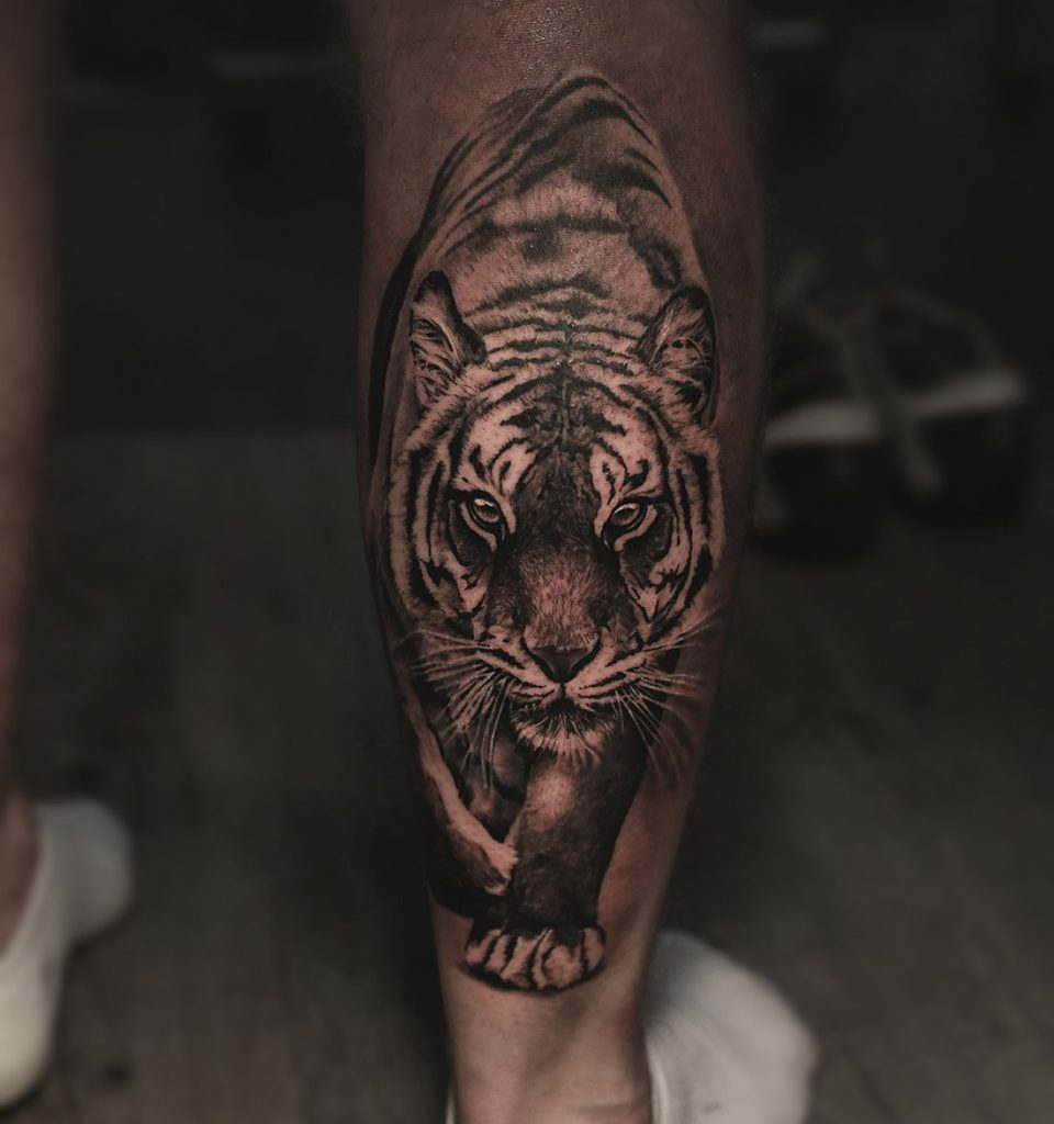 tiger tattoo picture 45