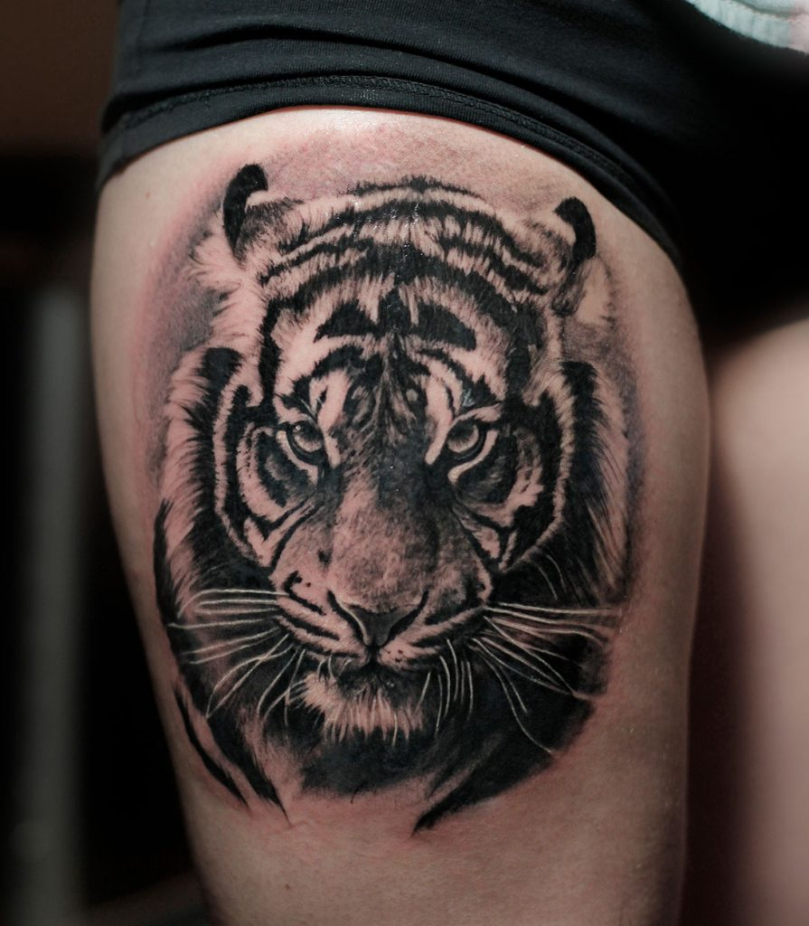 tiger tattoo picture 47