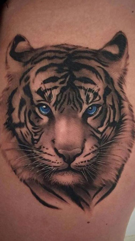 tiger tattoo picture 48