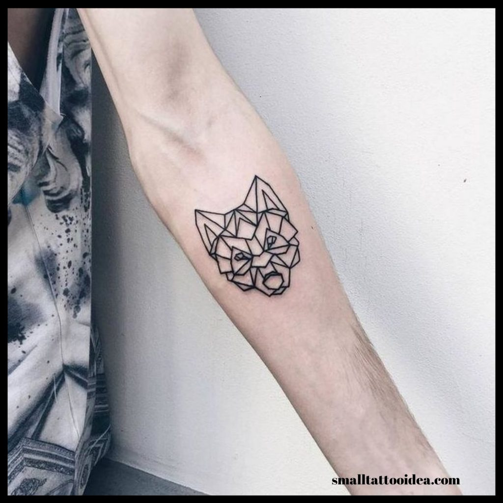 wolf tattoo photo 36