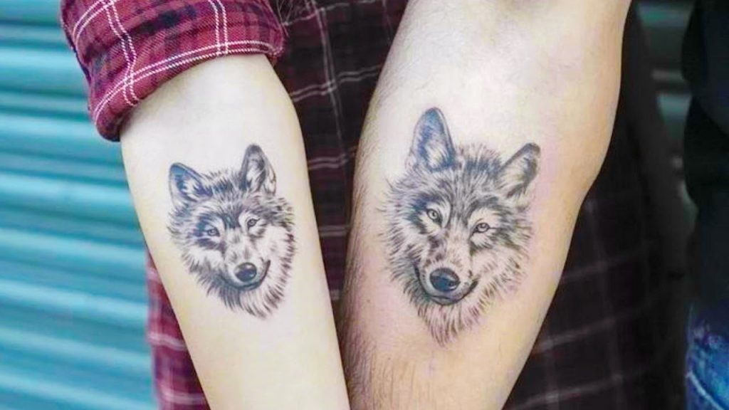 wolf tattoo picture 46