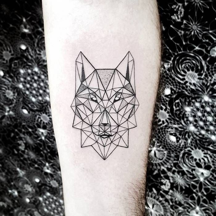 wolf tattoo picture 49
