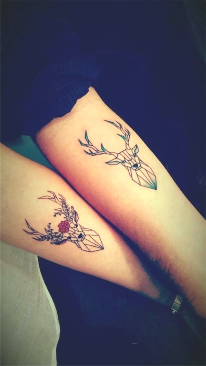 Couple tattoo picture