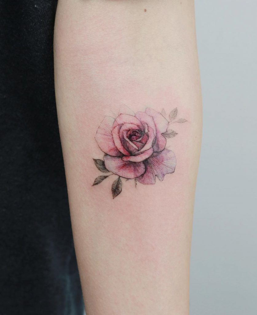 rose tattoo picture 43