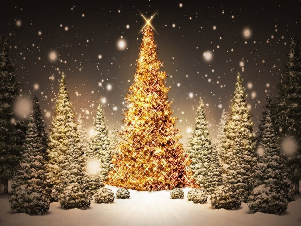 Christmas wallpaper picture