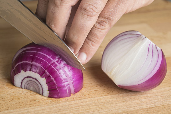 Smelly onion