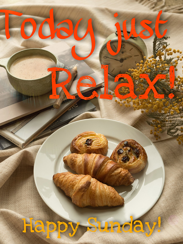 today-just-relax-happy-sunday