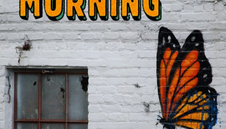 good-morning-with-butterfly-paint