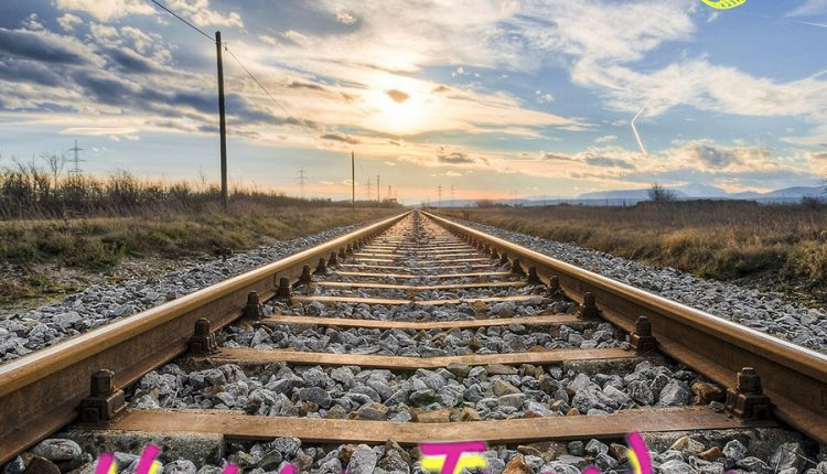 good-morning-image-with-sun-and-railway